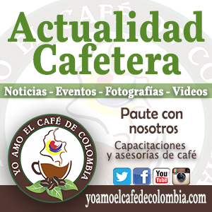 YO AMO EL CAFE DE COLOMBIA