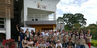 Foto por Taza de la Excelencia Colombia